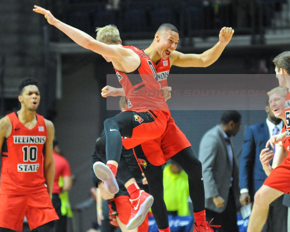 JAN 30; Illinois State defeats Drake, 69-55