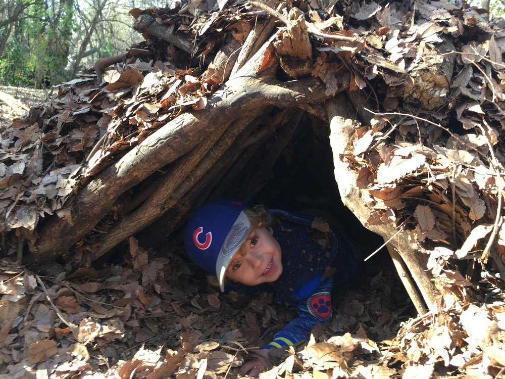 forest school for ages 4-7 - Forest Foxes Home School Program