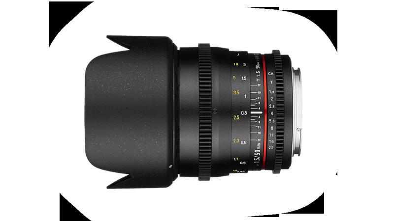 Rokinon 50mm CineDS