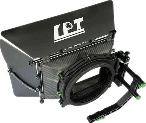 LanParte MB-02 Swing-away Matte Box