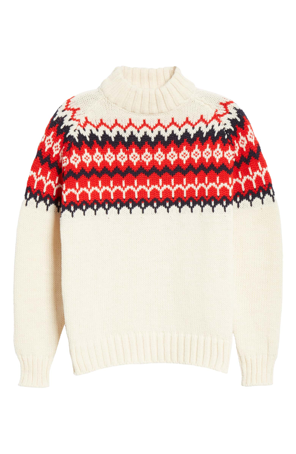 The holiday Sweater - &Daughter Fair Isle Sweater