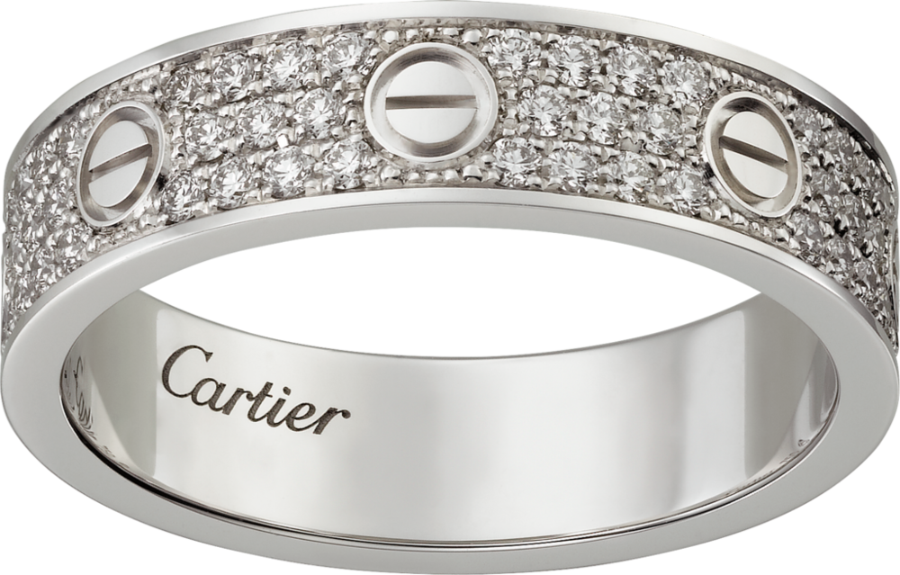 Cartier Love Ring -