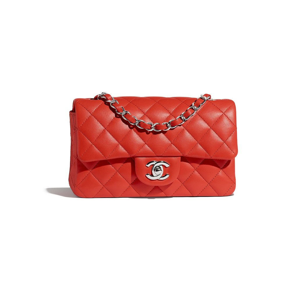 Red Chanel Bag -