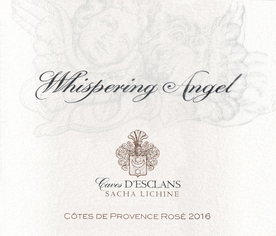 Whispering Angel Rosé