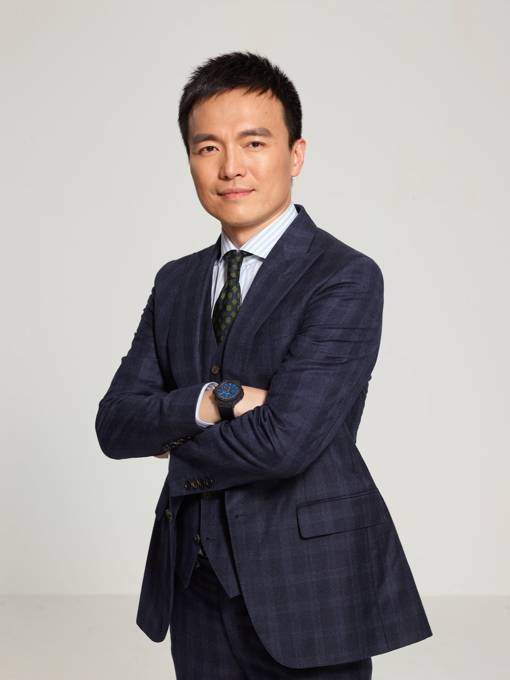 Derek Haoyang Li - Founder and Chairman