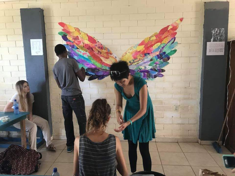 Wings for Hopestart