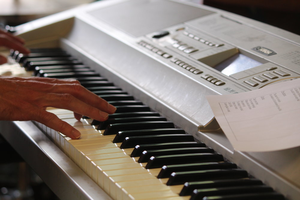 Piano and keyboard - The fundamental instrument. Dance across the keys and acquire lifelong musical understanding and skills.