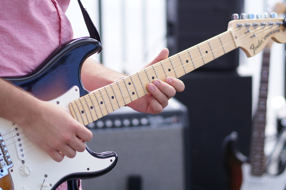 Electric Guitar - From the jam, to the studio, to the stage, get ready to shred. Learn to accompany and solo like the jazz and rock greats.