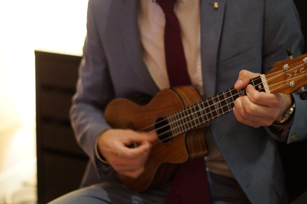Ukulele - Sweet, approachable and pleasant. Lead the singalong with this four-string classic.