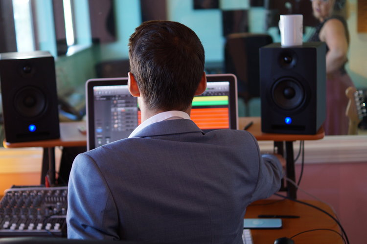 Recording and production - Learn to create and capture your own music through live recording techniques and modern day software.