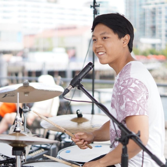 Kristian Goze - Drums and PercussionMOUNTAIN HWY - PARK & TILFORD