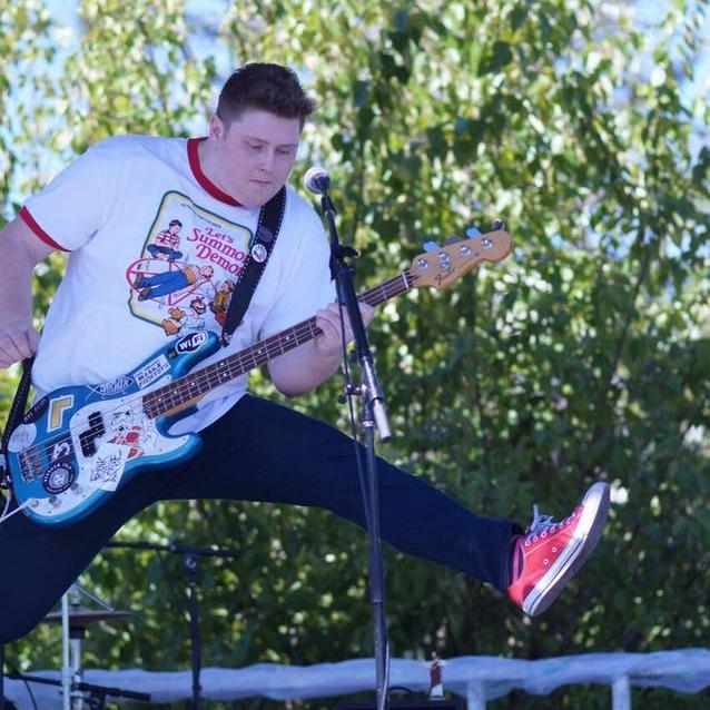 Cody Clark - Bass GuitarLONSDALE AVE