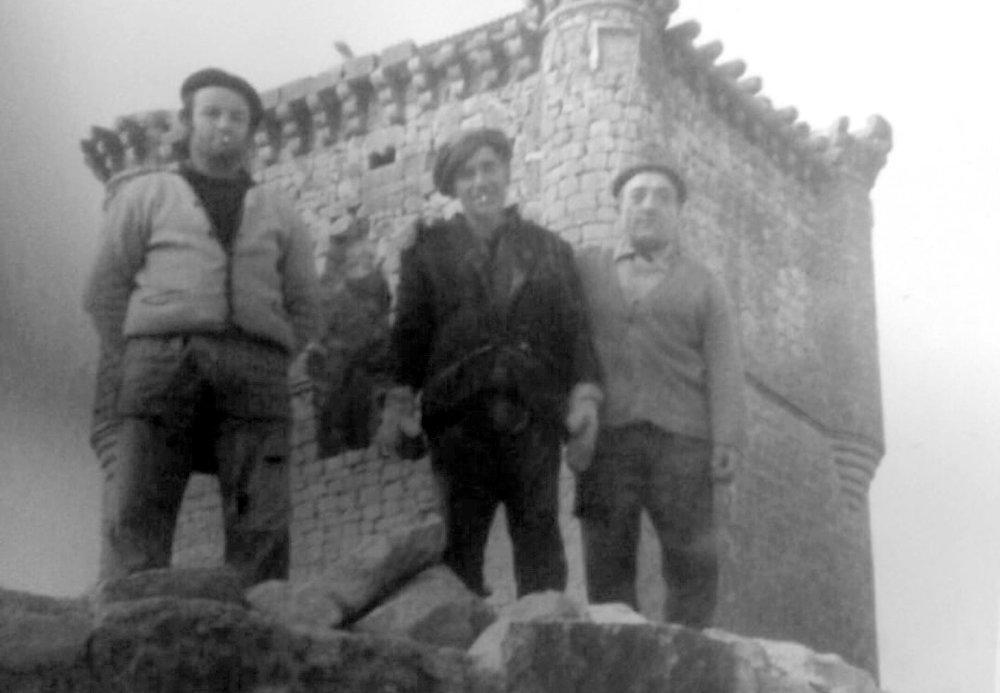 Dionisio, Pascual y Maximino