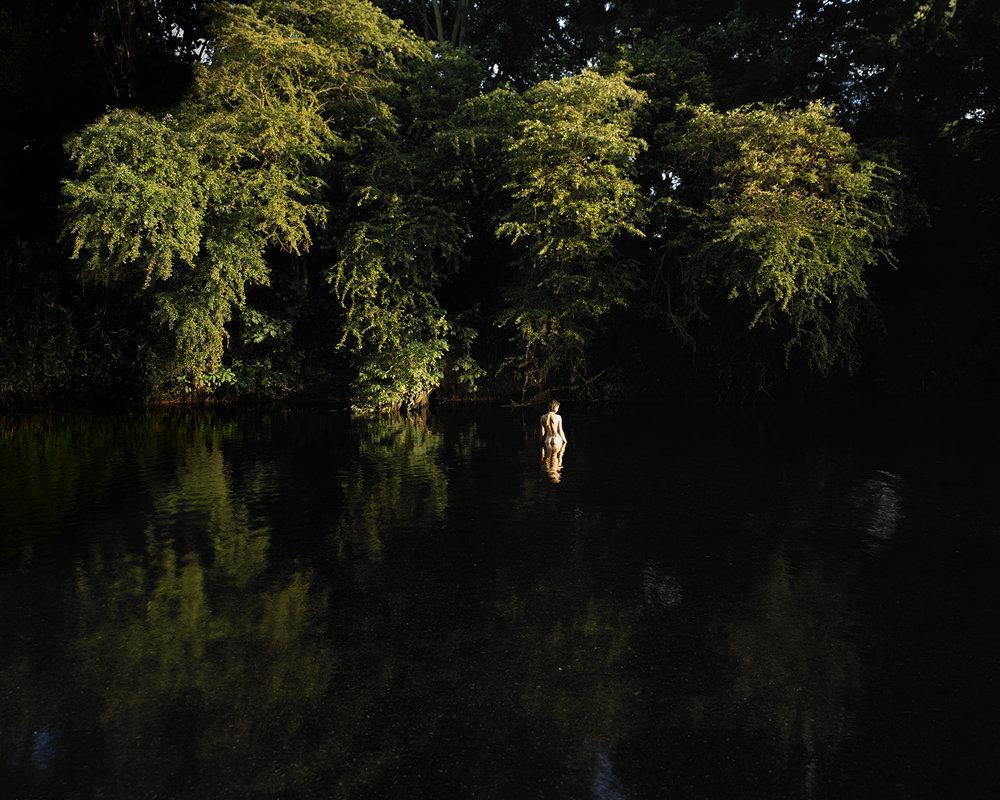 Hackney Marshes, 2017