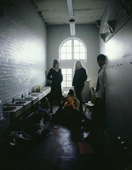 Gang Rape Ordeal (2003) Lambada print 152.4 x 121.9 cm
