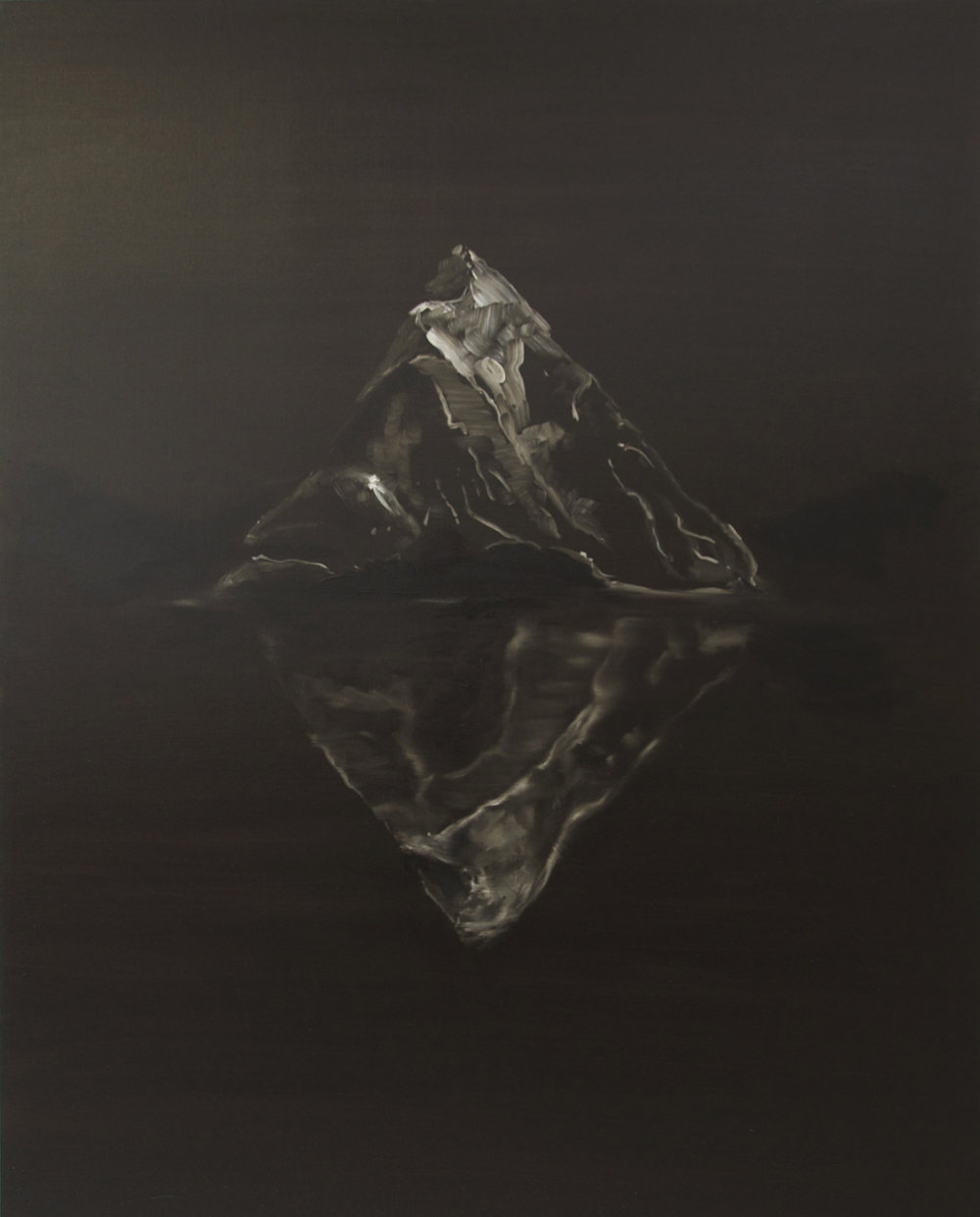 Stasis, 2013, Oil on canvas, 150 x 125 cm