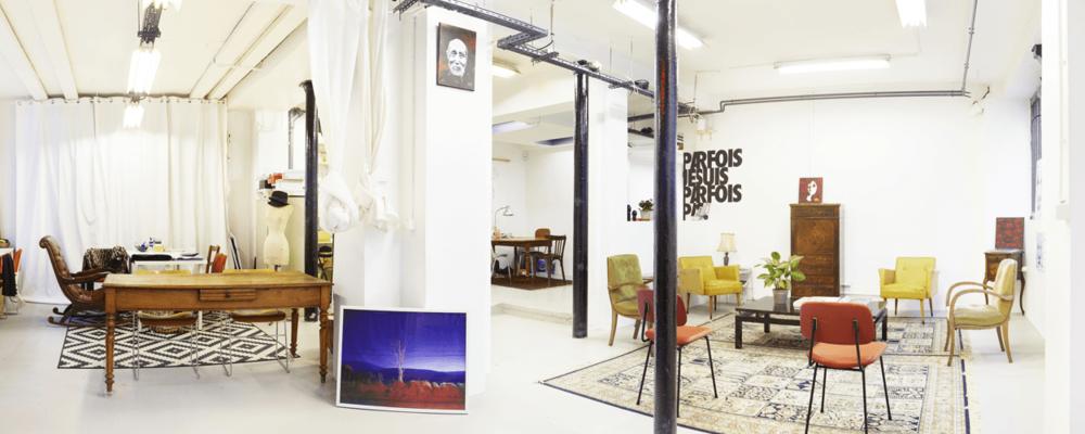 Notre Showroom - Au coeur du 11eme arrondissement de Paris