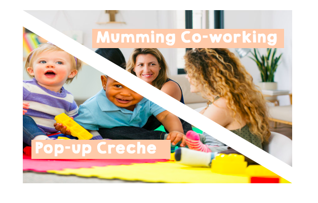 COWORK AND CRECH