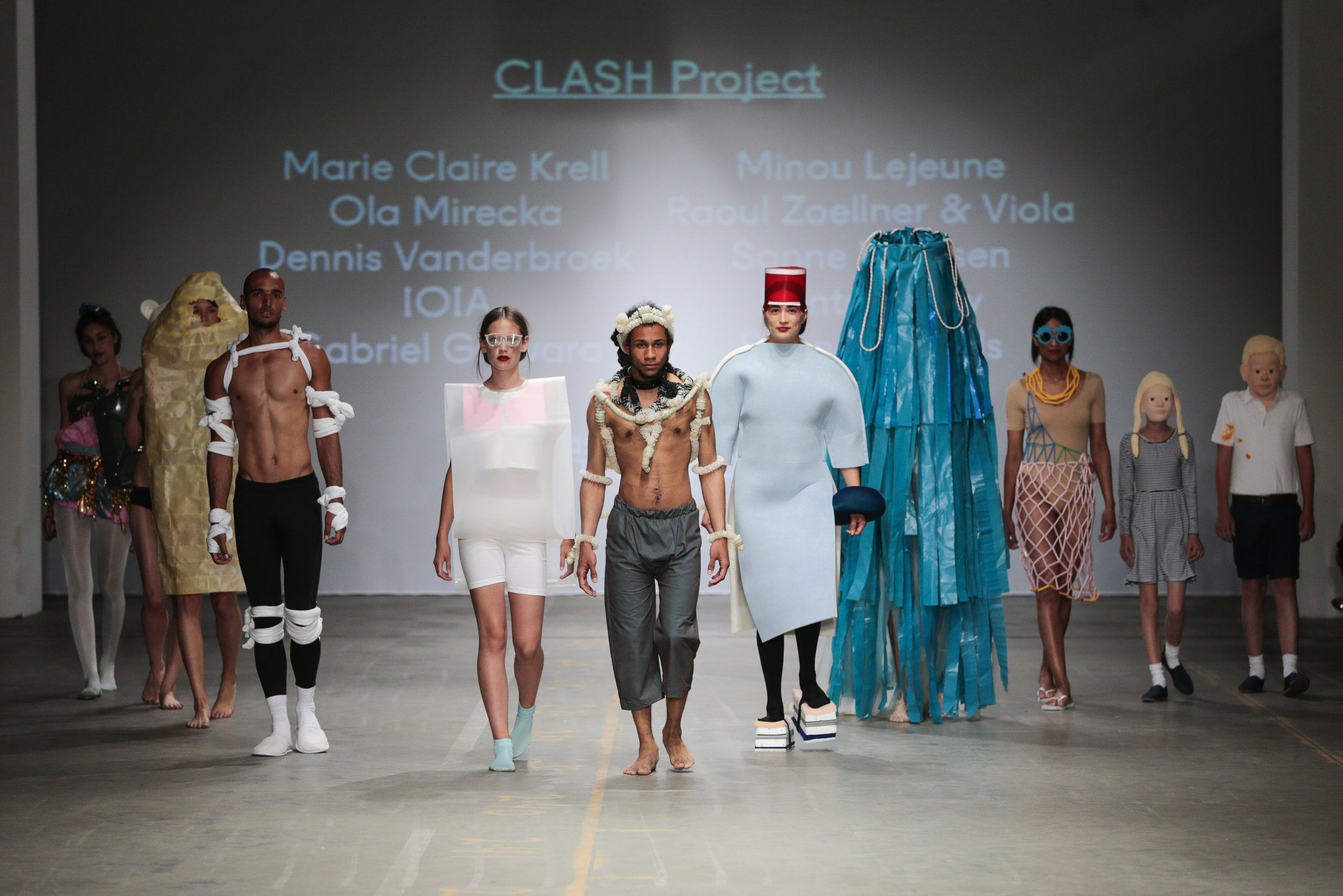 FASHIONCLASH 2014