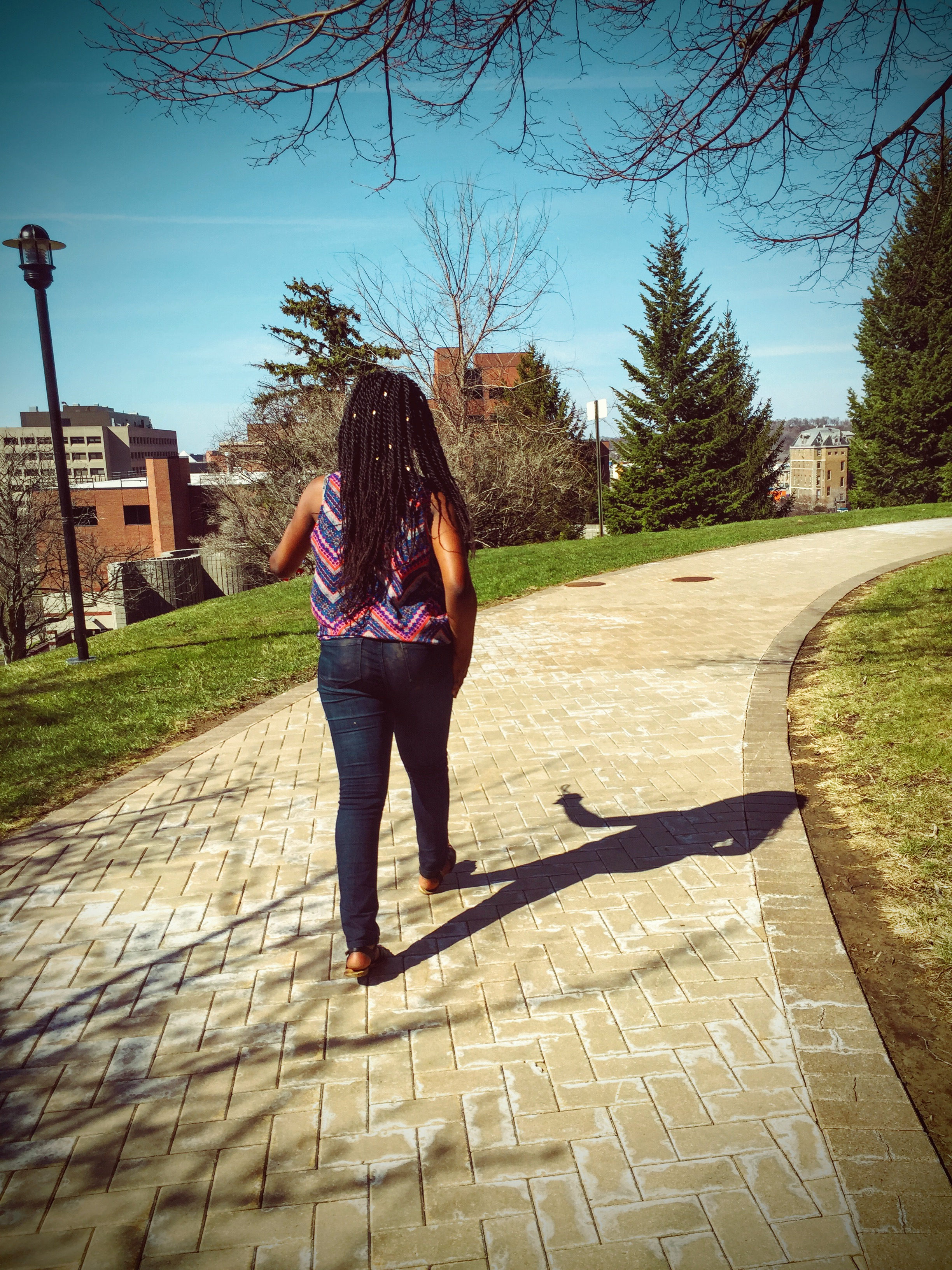 Alheri Walk Away