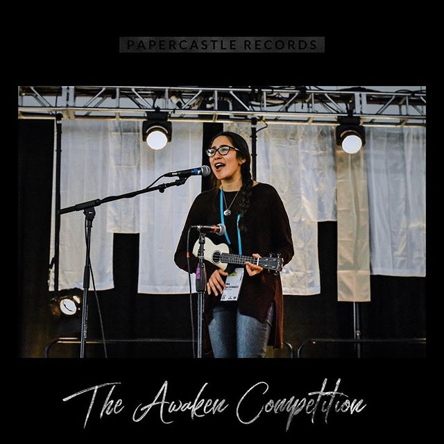 The Awaken Competition #seek2019 // Yesterday was an action packed day full of amazing auditions from college students around the world! We had 23 singer-songwriters perform for their chance to win a single song record deal! — Be sure to come out today for round 2 of auditions!    THE HUB STAGE at 12PM (lunch) and 5:30PM (dinner) ——— In partnership with @lovegoodculture // A Beauty Initiative within @focuscatholic // @papercastlerecords  #seek2019 #papercastlerecords