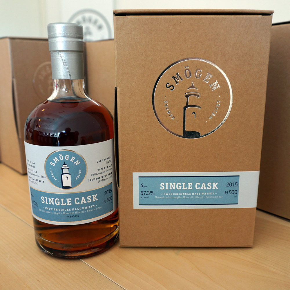 Smgen single cask Edition No 4 | Tjeders whisky
