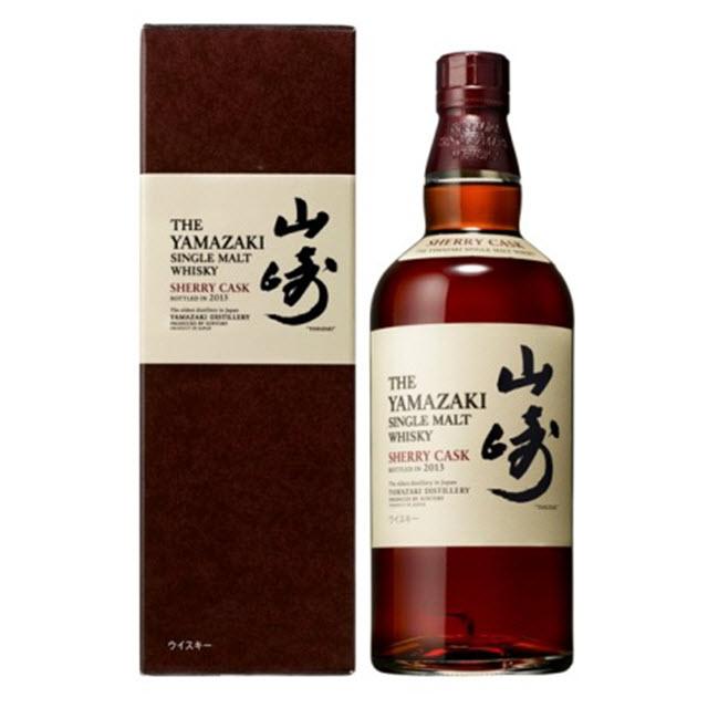 Yamazaki Sherry Cask 2013 Whisky Saga