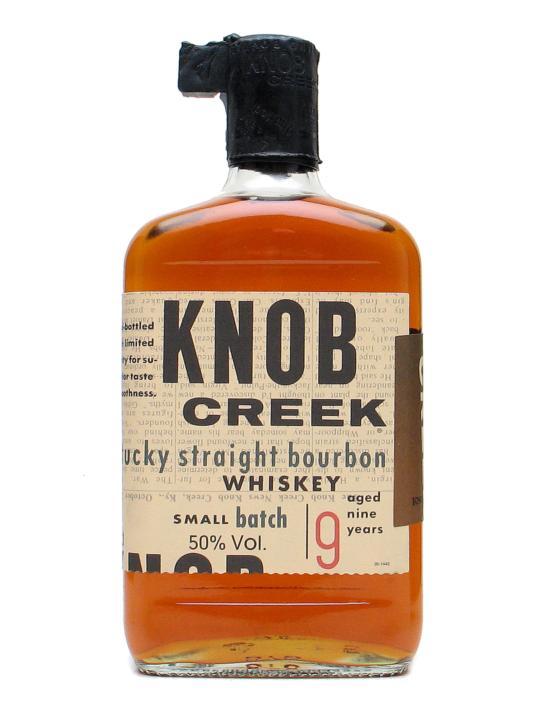 Knob Creek 9 YO