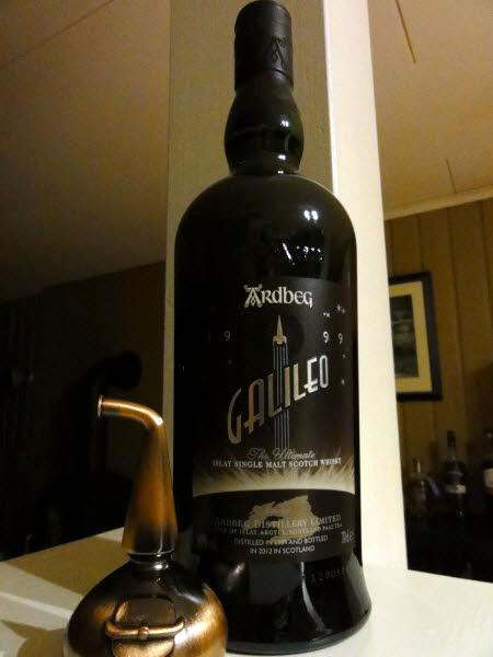Ardbeg Galileo 1999