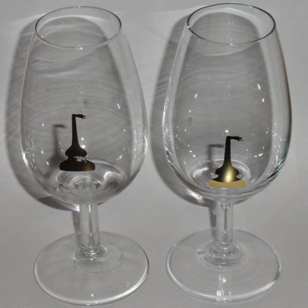 Nosing glass - Oslo Whiskyfestival 2012