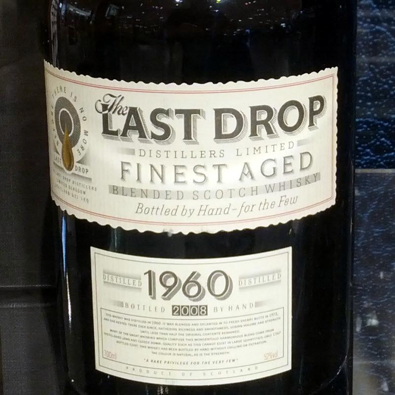 The Last Drop 1960 - nærbilde
