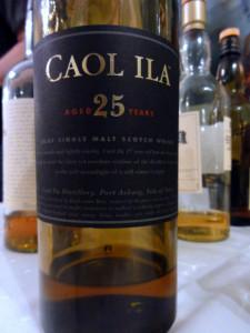 Caol Ila 25 YO
