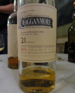 Cragganmore 21 YO