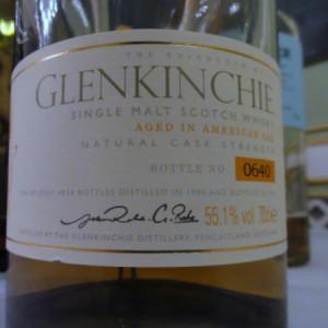 Glenkinchie 20 YO