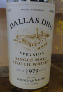 Dallas Dhu 1979