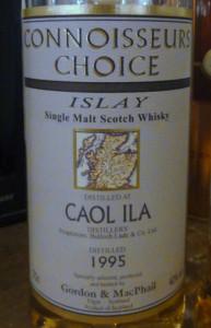Caol Ila 1995 Connoisseurs Choice