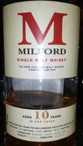 Milford 10 YO