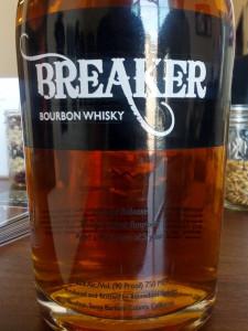 Breaker Bourbon Whisky