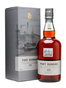 Port Dundas 20 YO