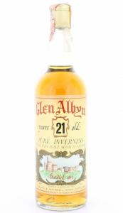 Glen Albyn 1963 21 YO