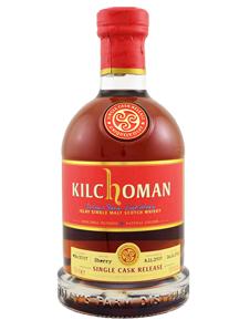 Kilchoman 2007 for Whisky Import Nederland