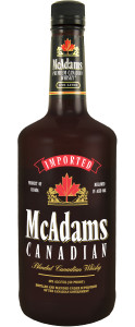 McAdams Canadian Whisky