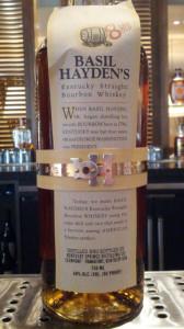 Basil Hayden's 8 YO Bourbon