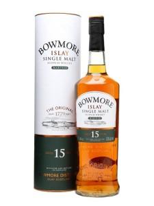 Bowmore 15 YO Mariner