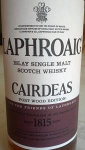 Laphroaig Cairdeas Port Wood Edition 2013