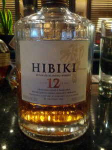 Hibiki 12 YO
