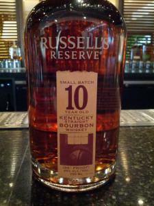 Russel's Reserve 10 YO Small Batch Bourbon