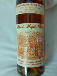 Black Maple Hill Kentucky Straight Bourbon