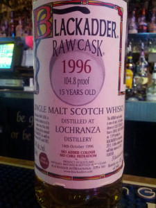 Lochranza 1996 Blackadder