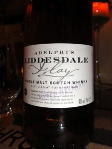 Liddesdale 21 YO Batch 5